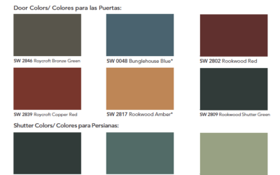 OAPA Façade Paint Color Guide Is Here !